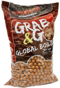 Global boilies SCOPEX 20mm 10kg