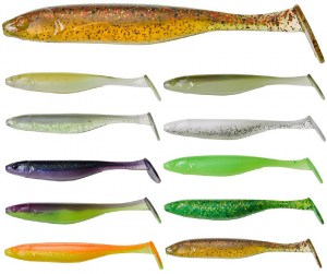 Riper ILLEX Magic Fat Shad 12,5cm