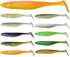 Riper ILLEX Magic Fat Shad 5cm