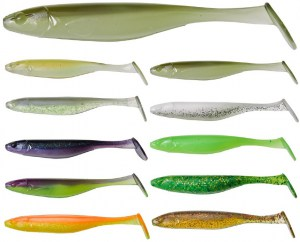 Riper ILLEX Magic Fat Shad 6,5cm