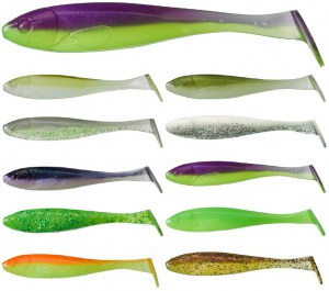 Riper ILLEX Magic Slim Shad 12,5cm