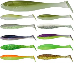 Riper ILLEX Magic Slim Shad 5cm