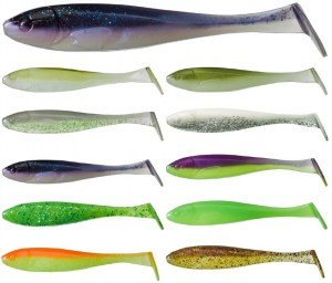 Riper ILLEX Magic Slim Shad 6,5cm