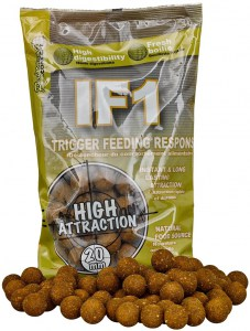 Boilies STARBAITS IF1 1kg