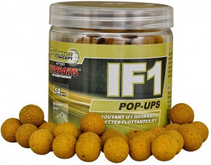 Plovoucí boilies STARBAITS IF1 80g