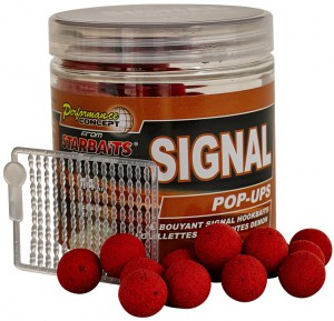 Plovoucí boilies STARBAITS Signal 80g