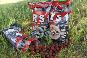 Boilies STARBAITS RS1 2,5kg