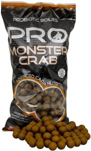 Boilies STARBAITS Probiotic Monster Crab 2,5kg