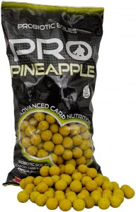 Boilies STARBAITS Probiotic Pineapple 2,5kg