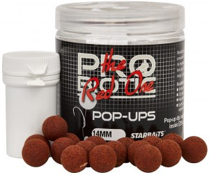 Plovoucí boilies STARBAITS Probiotic Red One 60g