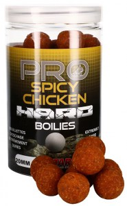 Pro Spicy Chicken Hard Boilies 200g