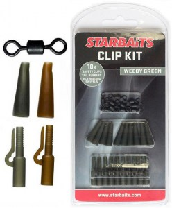Clip Kit Set závěs na olovo (10ks)