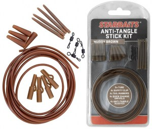 Závěs na olovo SADA - anti tangle stick kit