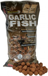 Boilies STARBAITS Garlic Fish 2,5kg
