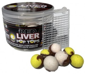 Red Liver POP TOPS 60g
