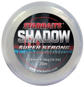 Fluorocarbon Starbaits Shadow 20m