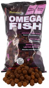 Boilies STARBAITS Omega Fish 1kg