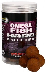 Omega Fish Hard Boilies 200g