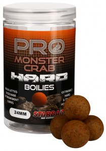 Pro Monster Crab Hard Boilies 200g